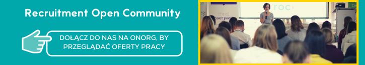 recruitment open community polska | roc polska | społeczność dla rekruterów | jak szukać pracy w rekrutacji