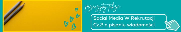 Social media w rekrutacji | pisanie wiadomości | jak napisać wiadomość | wyszukiwanie kandydatów po książkach | goodreads