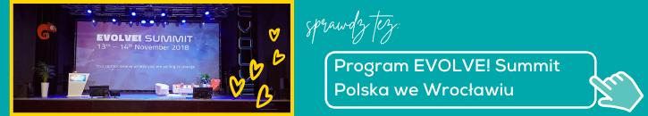 EVOLVE Summit 2018 | EVOLVE Summit Polska