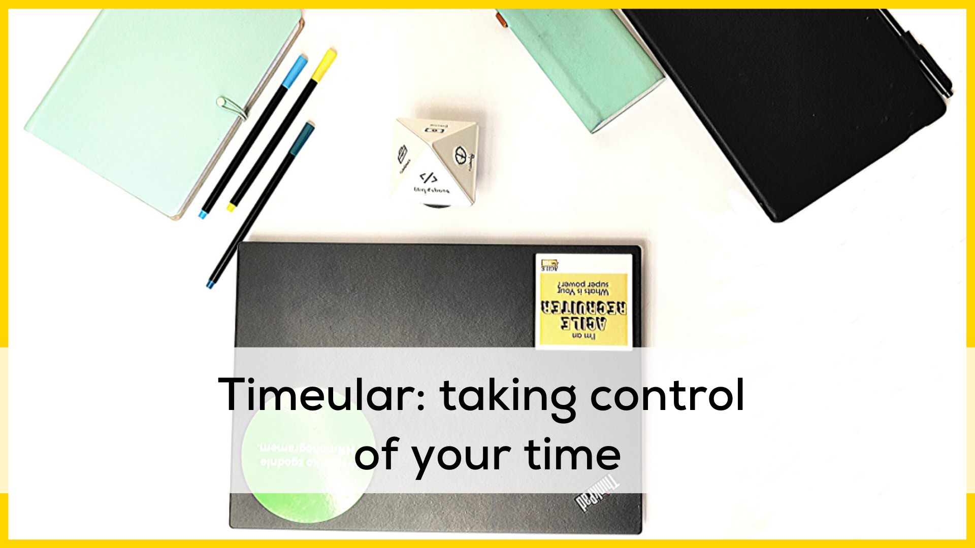 timeular | taking control of your time | time nmanagement | productivity management