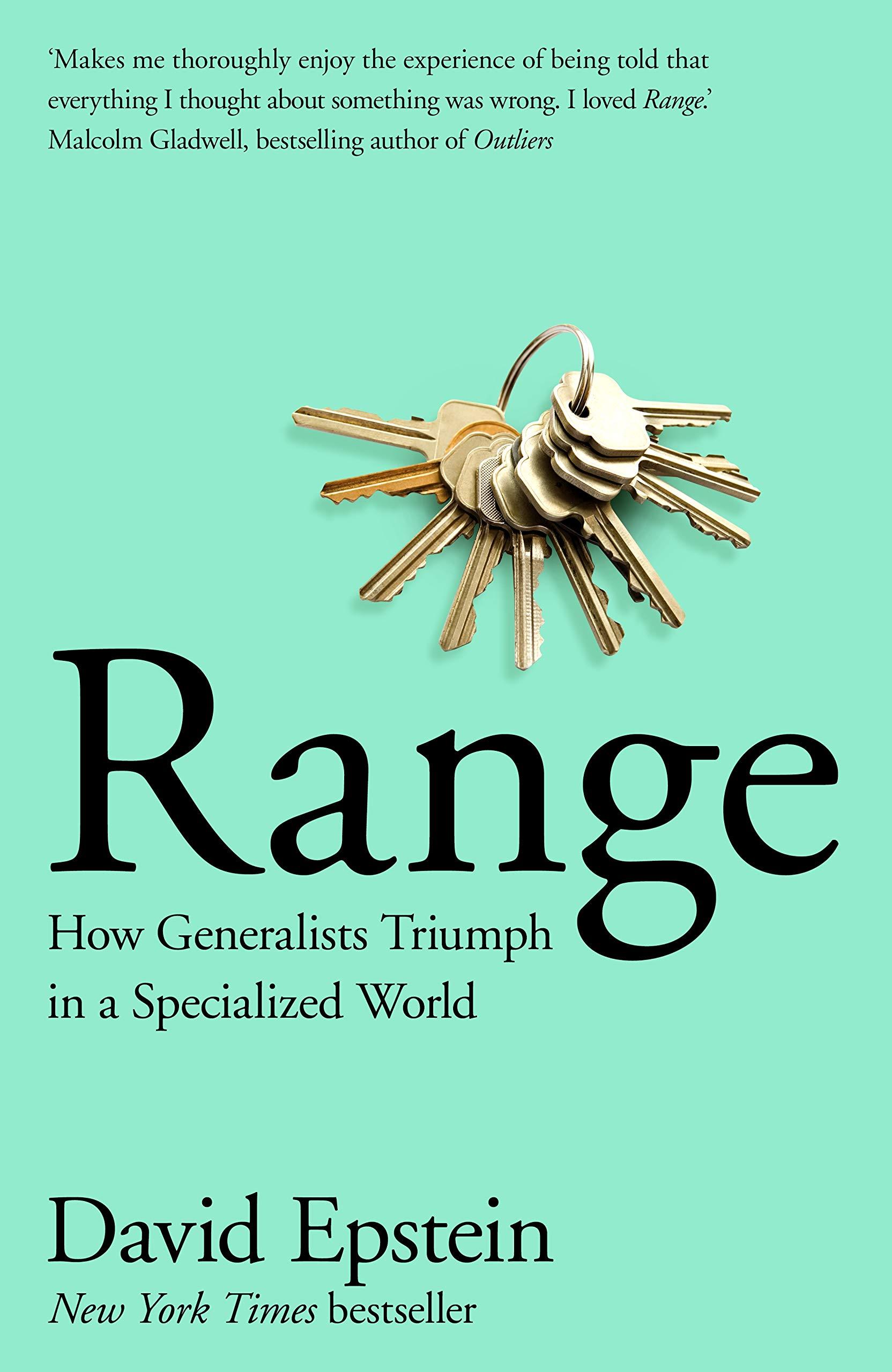 Range | david epstein | sourcing | szkolenia dla rekruterów | wsparcie dla Pajacyka | Kasia Tang