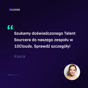 Talent Sourcer at 10Clouds